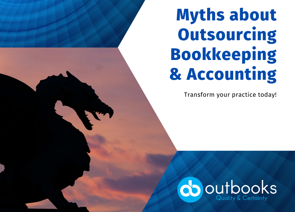 Myths about outsourcing your accounting business