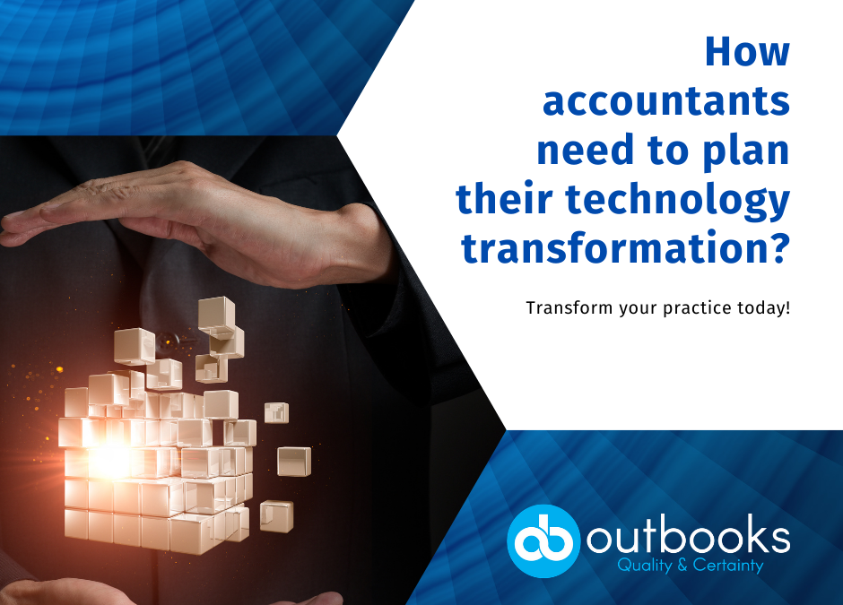 How accountants need to plan their technology transformation